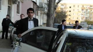 Rafael İbadovs wedding