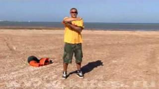 Михаил Соловейкин о занятиях с тренировочным кайтом