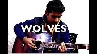 Selena Gomez, Marshmello - Wolves (Fingerstyle Guitar Cover)