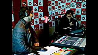 Rj Avinash and Arif lohar @ Fever 104 fm Studios ,Delhi