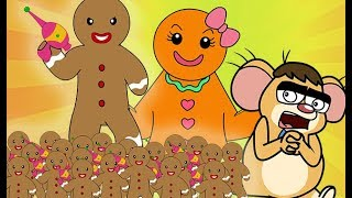 Rat-A-Tat |'The Gingerbread Man Army Attack Episodes for Kids'| Chotoonz Kids Funny Cartoon Videos