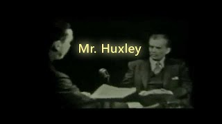 Mr. Huxley - Eerie predictions for the future in 1958