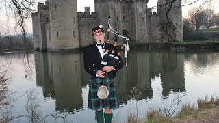 Brilliant Bagpiper Available for Hire!