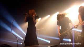 EPICA - Blank Infinity - live in Warszawa 16.05.2012 HD