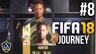 FIFA 18 The Journey Gameplay Walkthrough Part 8 - TEAM OF THE WEEK (Full Game)