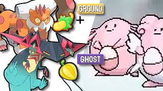 Immunity + Weakness Berry = Winning Battles??