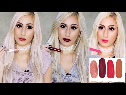$1 DUPES for NEW Kylie Jenner Lip Kits  💄*KOKO KOLLECTION* + SWATCHES!