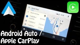 i20 Apple CarPlay Android Auto Demonstration