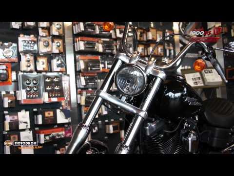 Harley Davidson Streetbob Chopper