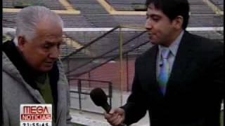 """70 años de historia del Estadio Nacional """"Julio Martínez Prádanos"""" de Santiago de Chile"""