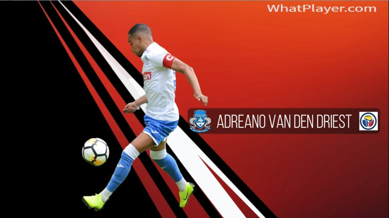 Adreano adreano van den driest hd 1080 | dribbling, technique, passing| football  highlight video