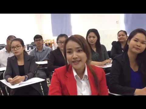"(Part1) The University of Cambodia is holding an event entitled the ""Librarianship Training,"" ..."