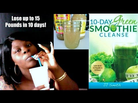 10-day-green-smoothie-cleanse- -30-pounds-in-30-days-challenge!-*day-5*