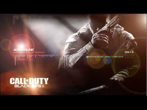 Call of Duty: Black Ops 2 Multiplayer Main Menu Music- Adrenaline by Trent Reznor