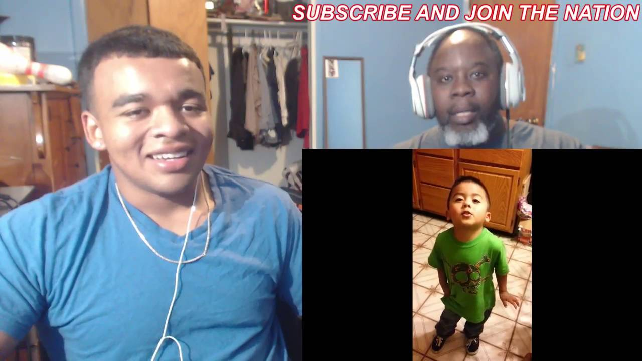 3 Year Old Mateo Makes His Case For Cupcakes Linda Honey Just Listen Reaction Youtube