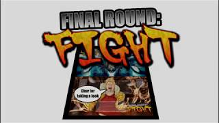 Final Round: Fight - Fighting Card Game