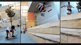 MACBA Skateboarding - 3 DAYS [Barcelona]