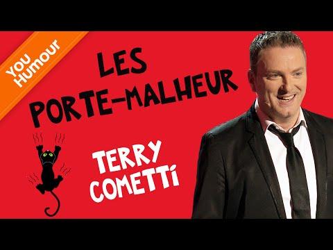 TERRY COMETTI - Les porte-malheur