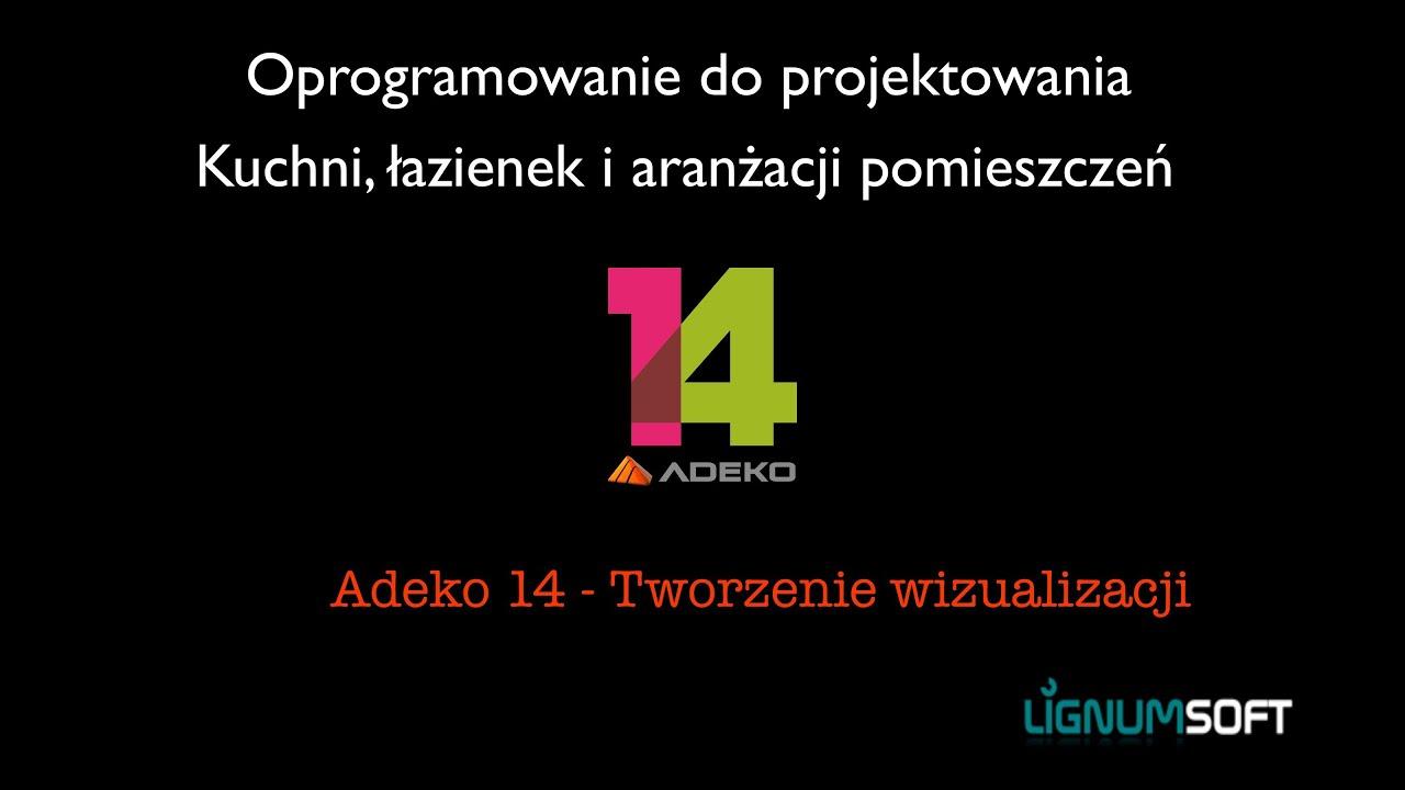 Adeko14 - Tworzenie wizualizacji