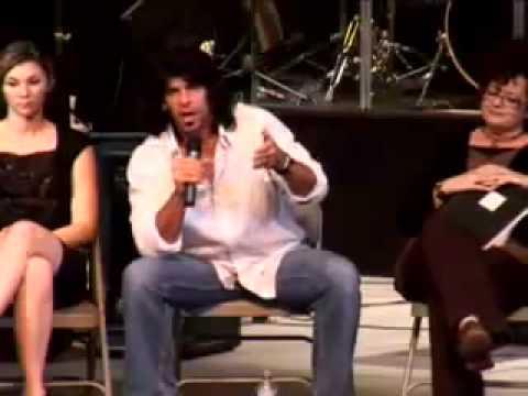 Jason Upton and Angel sing Fly Testimony