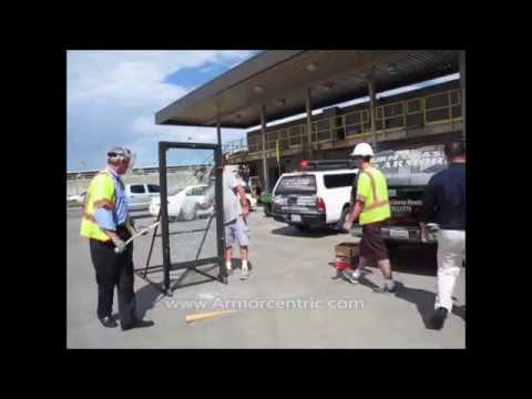 Metro Water District Demo with Armorcentric