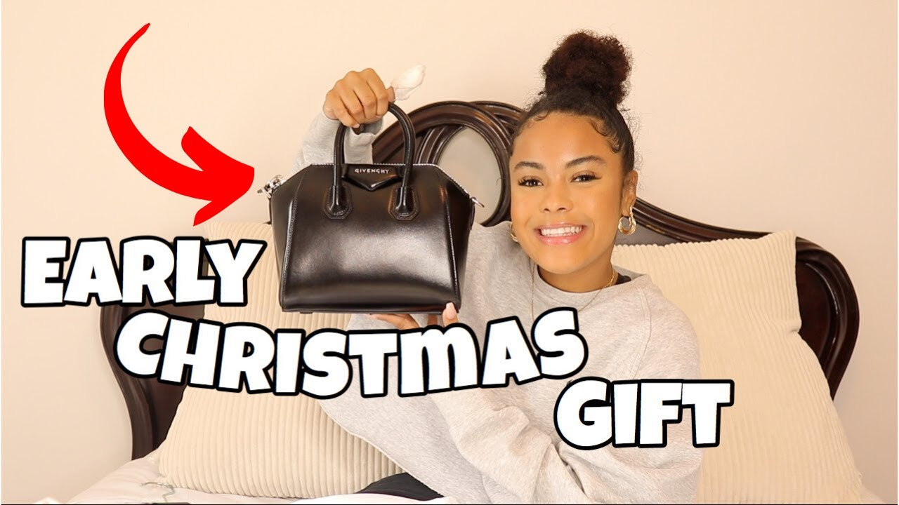 HOW I SAVED OVER $500 ON A NEW GIVENCHY ANTIGONA MINI 2019 (LUXURY UNBOXING + REVIEW!) VIDMAS 2019