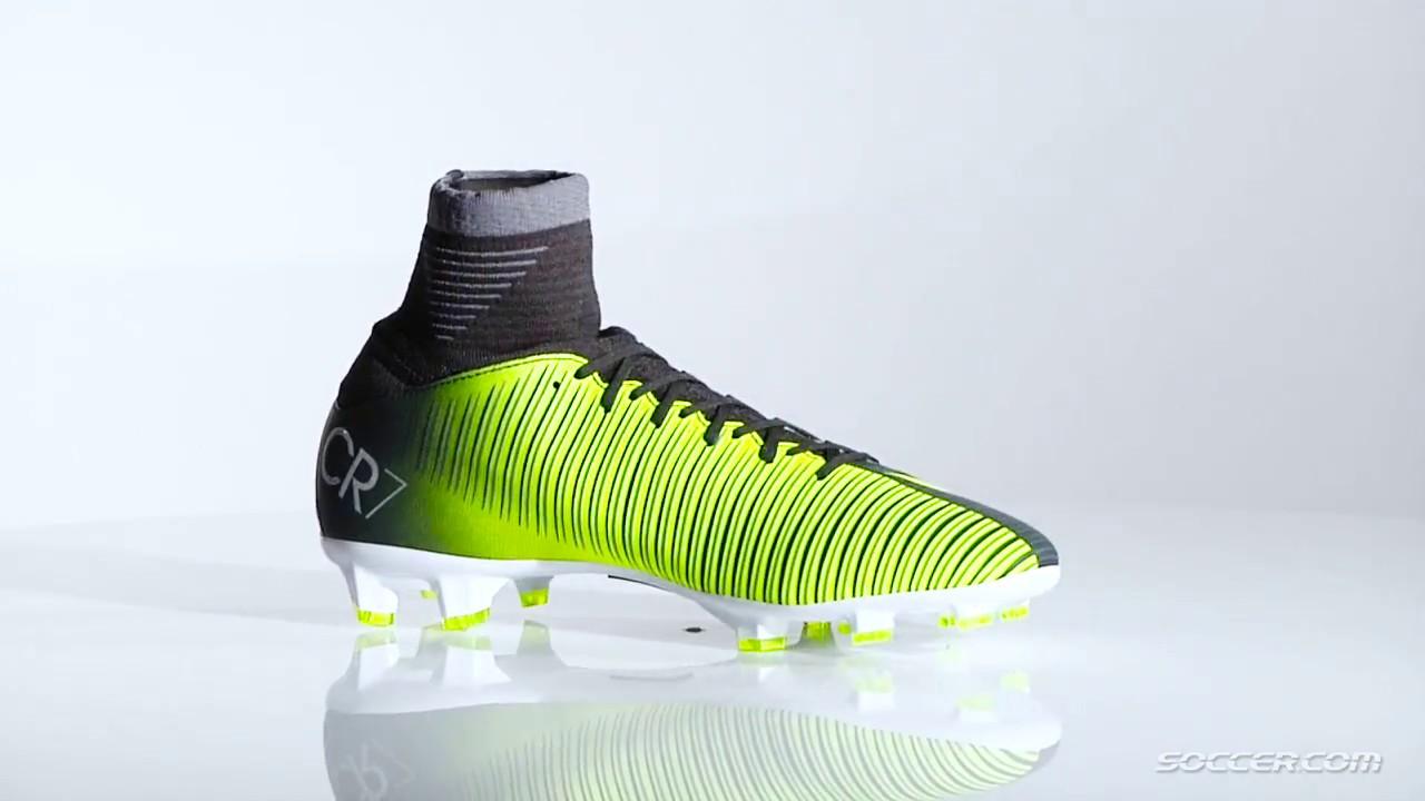separation shoes 26d1b 08c37 Nike Mercurial Superfly V CR7 JR
