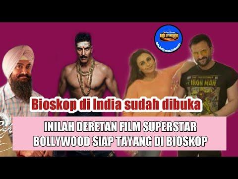 BIOSKOP DIBUKA   INILAH JADWAL TAYANG TERBARU FILM BOLLYWOOD   BOLLYWOOD UPDATE   #newsbollywood