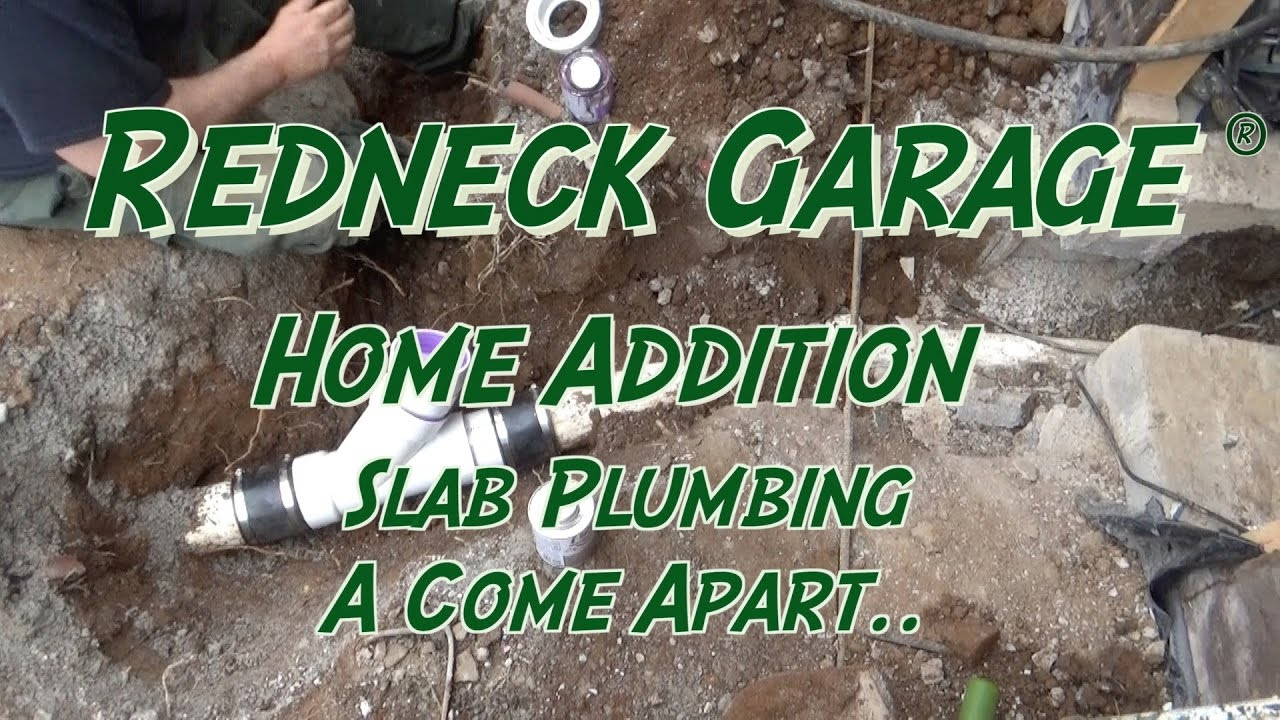 home addition slab plumbing rough in a come apart almost home addition slab plumbing rough in a come apart almost