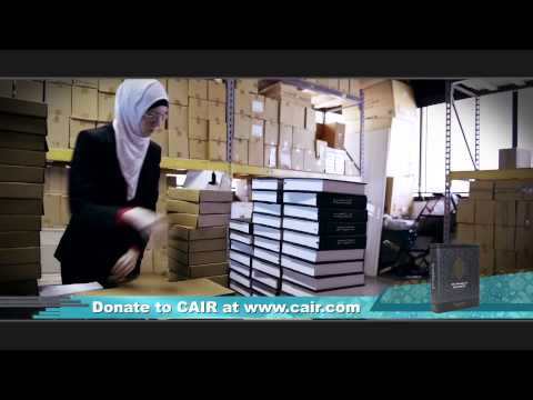 Video: Support CAIR's Quran Distribution Campaign This Ramadan