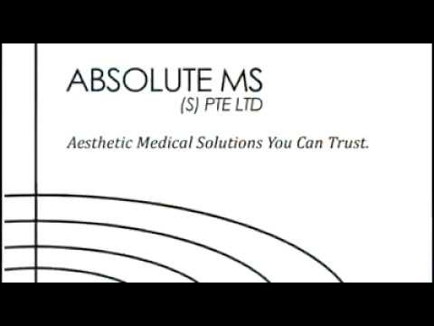 Absolute MS (S) Pte Ltd – Aesthetic Medical Solutions You