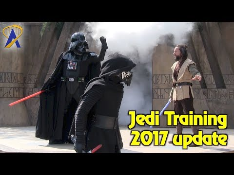 ジェダイ・トレーニング:トライ...