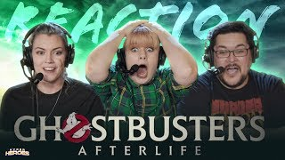 Ghostbusters: Afterlife - Official Trailer Reaction