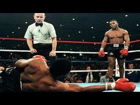 轻视+挑衅27胜25次KO对手的泰森,管你是WBC重量级拳王也难逃被泰森KO