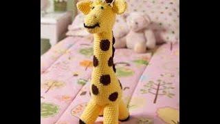 Love My Giraffe Toy