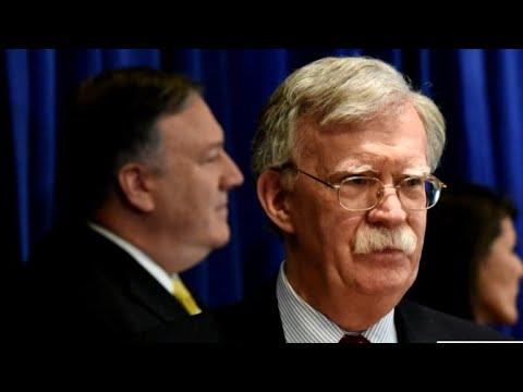 "John Bolton: ""There will be hell to pay"" if Iran's Hassan Rouhani crosses the U.S."