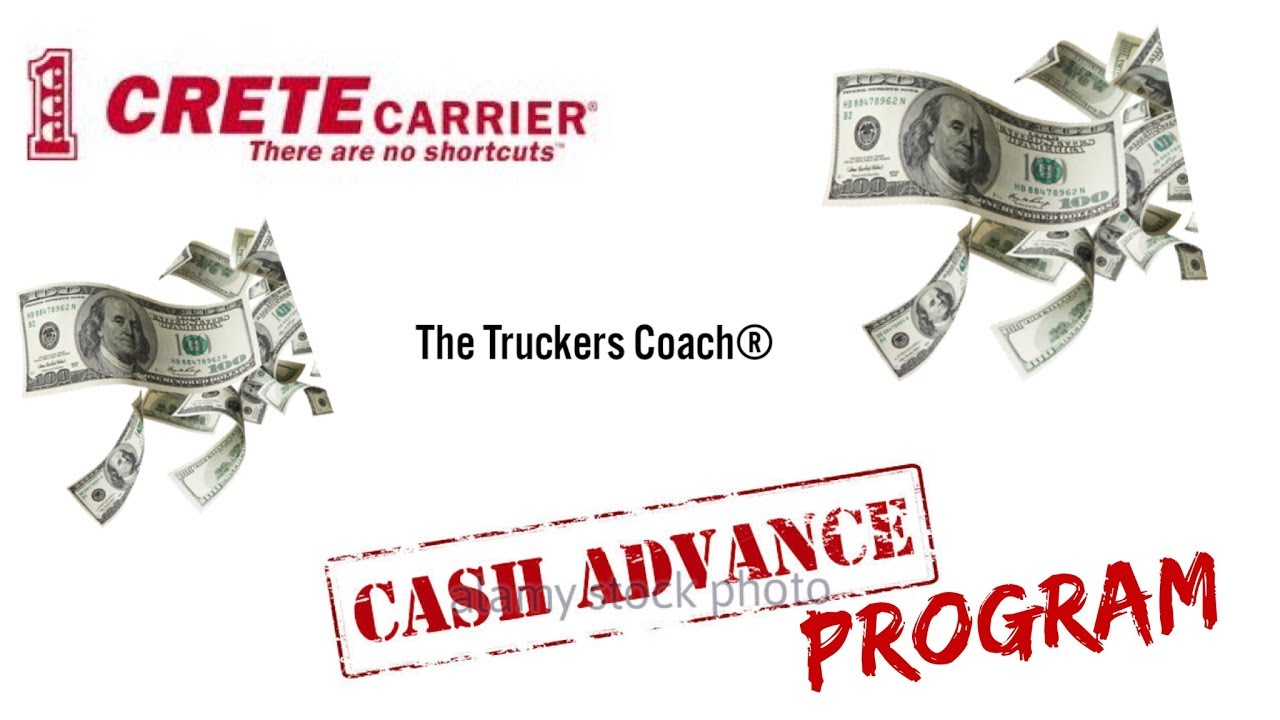 Cash Advance For Truckers