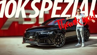 ABT AUDI RS6-R 735PS - ICH HOLE EUCH AB!! | 10K ABONNENTEN SPECIAL