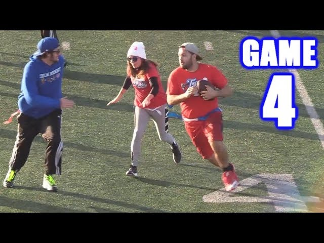 CARRIED OFF THE FIELD! | Sunday Morning Football | Game 4