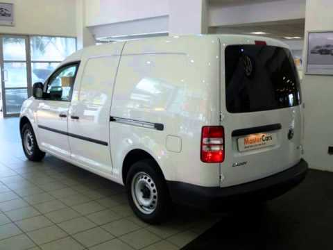 2015 VOLKSWAGEN CADDY Maxi 20 TDI Panel Van Auto For Sale On Trader South Africa