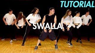 Jason Derulo - Swalla w/Nicki Minaj, Ty Dolla $ign (Dance Tutorial) | Choreography | MihranTV