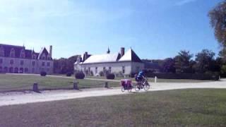 les châteaux à vélo Beauregard