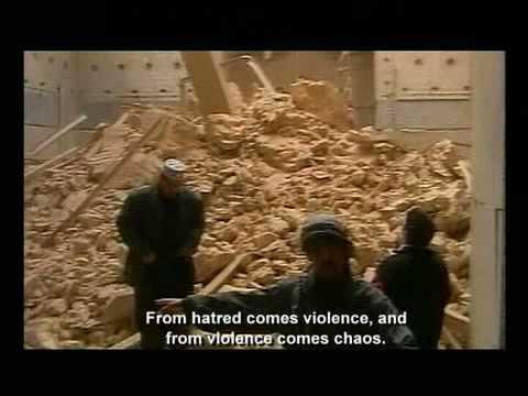Samarra Mosque Bombing Iraqi TV Commercial