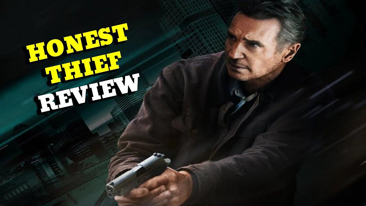HONEST THIEF Movie Review - Is Liam ...