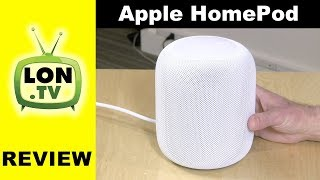 Apple HomePod Review - Smart Speaker Locked Into Apple's Ecosystem