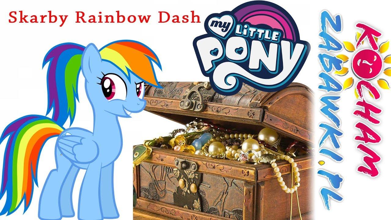 My Little Pony • Skarby Rainbow Dash • bajki po polsku