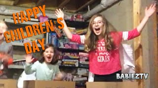 Happy Childrenand39s Day From Babieztv