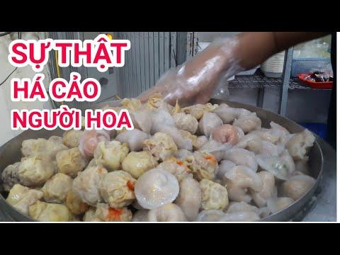 CÁCH LÀM MÓN HÁ CẢO NGƯỜI  HOA | saigon travel Guide
