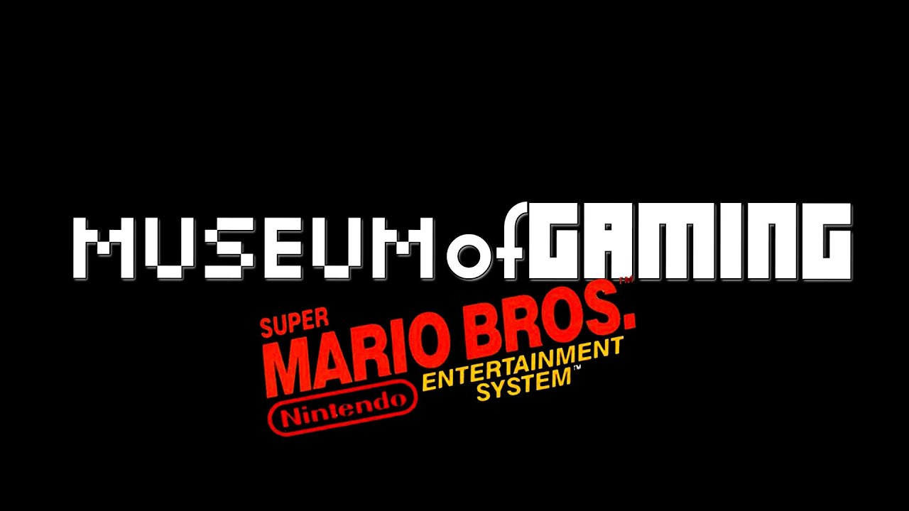 Download Museum of Gaming - Episode 1: Super Mario Bros.