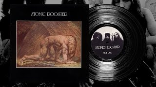 ATOMIC ROOSTER - DEATH WALKS BEHIND YOU (1970) | FULL ALBUM